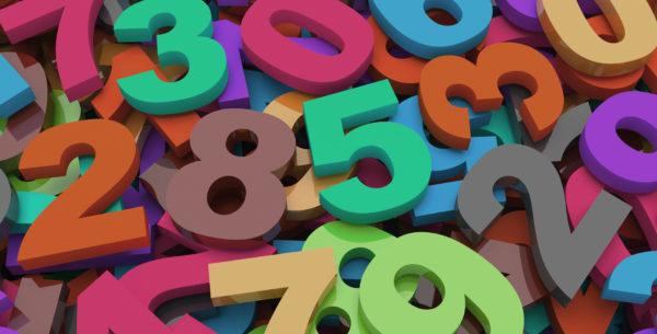 Words in Numbers